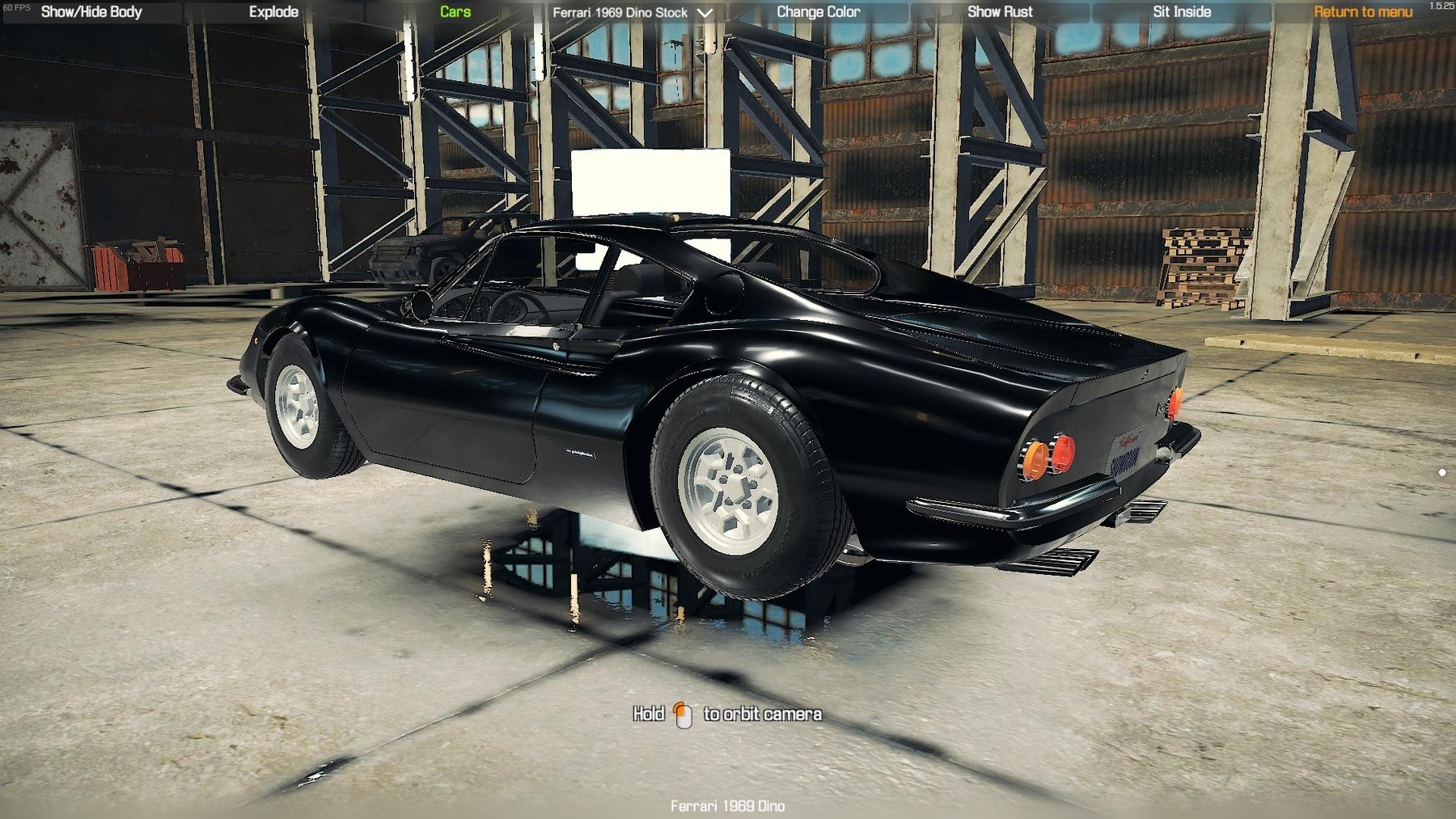 Car Mechanic Simulator 2018 Mods Mods For Games >> 1969 Ferrari Dino - CMS 2018 Cars - Car Mechanic Simulator ...