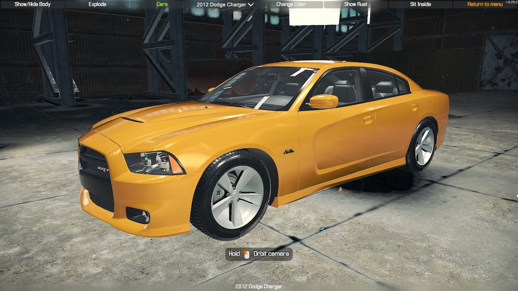 Dodge Viper Tires >> 2012 Dodge Charger SRT8 - CMS 2018 Cars - Car Mechanic Simulator 2018 - Mods - Mods for Games ...