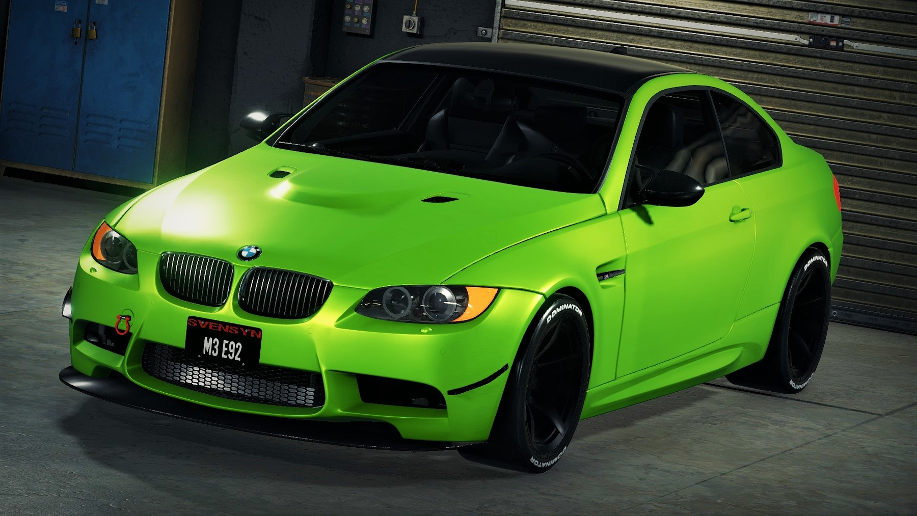 BMW M3 E92 2008 - CMS 2018 Cars - Car Mechanic Simulator 2018 - Mods