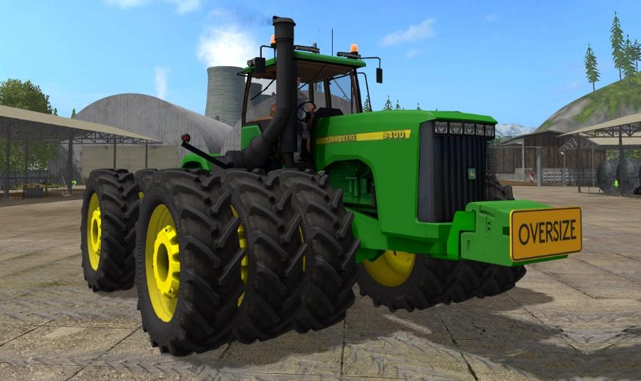 JOHN DEERE 9000 SERIES - FS 17 Tractors - Farming ...
