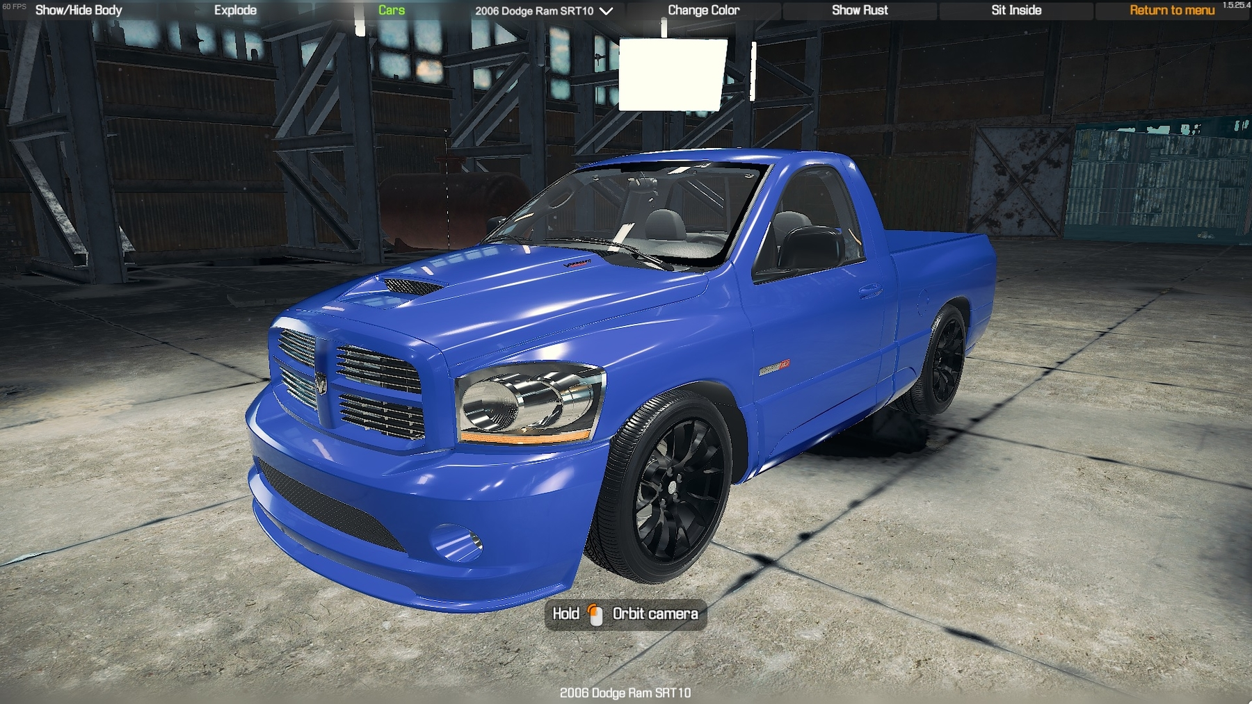 Dodge Ram Truck Games >> 2006 Dodge Ram SRT10 - CMS 2018 Cars - Car Mechanic ...