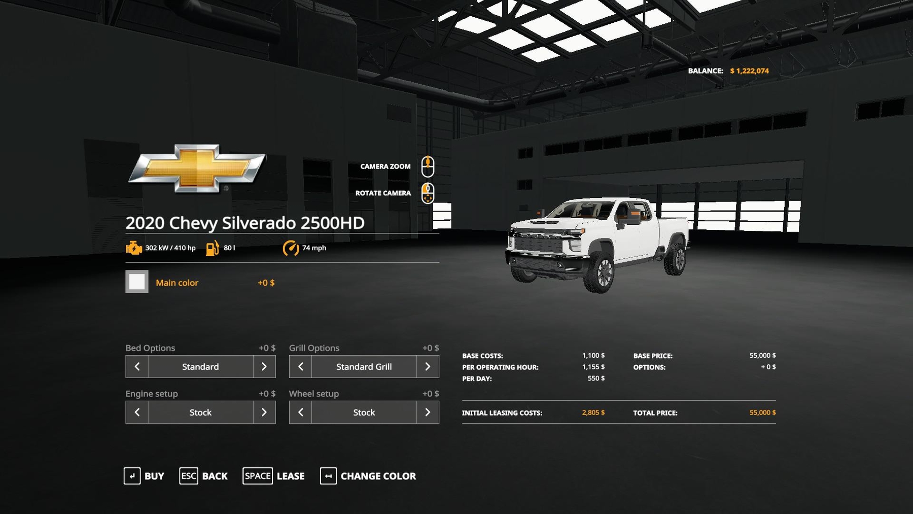 2020 CHEVY SILVERADO 2500HD DURAMAX V1.0 - FS 19 Trucks ...