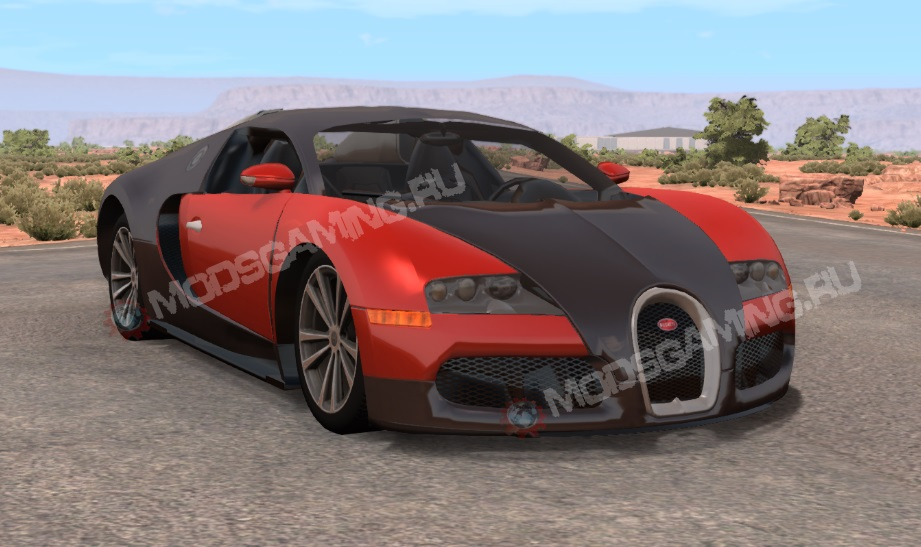 BUGATTI VEYRON 16.4 - BeamNG.drive Vehicles - BeamNG.drive - Mods - Mods for Games Community ...