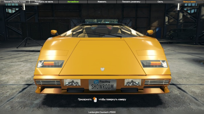 Lamborghini Countach Lp5000 Cms 2018 Cars Car Mechanic Simulator