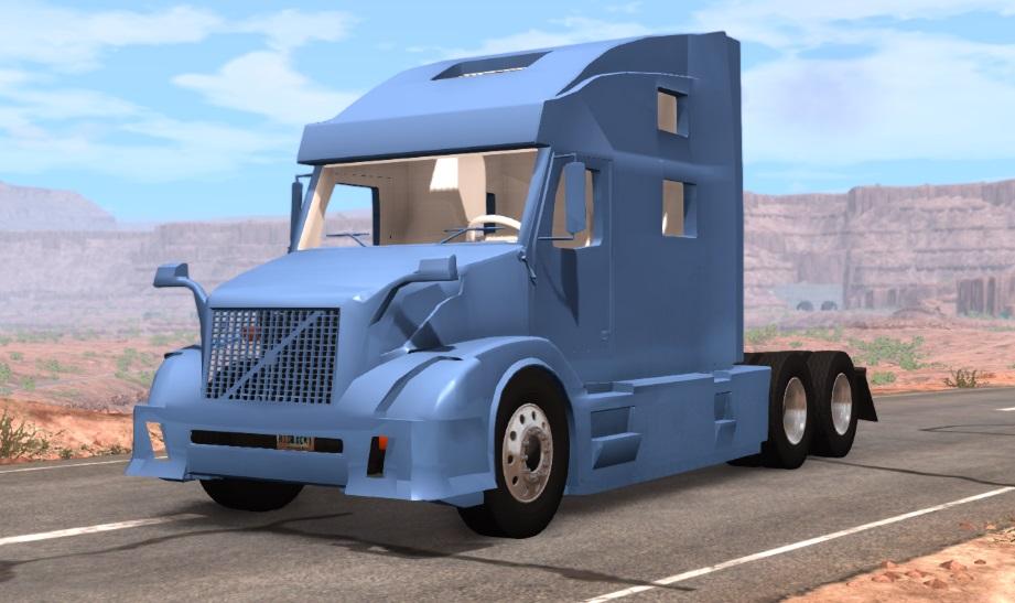 Semi Mud Flaps >> Volvo VNL 780 Heavy Duty Semi Beta - BeamNG.drive Vehicles ...