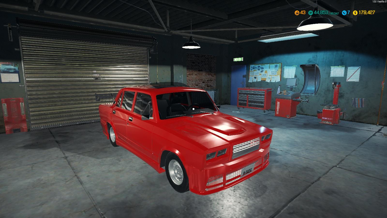 Моды на car mechanic simulator 2015 русские машины