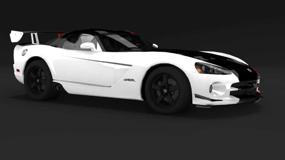 Dodge Viper SRT10 - BeamNG drive Vehicles - BeamNG drive
