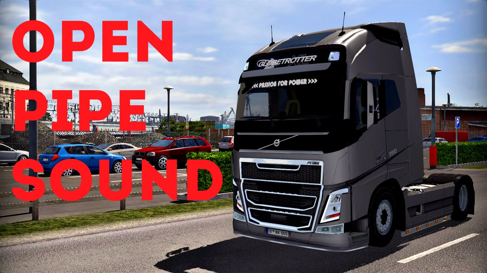 Volvo open Pipe Sound v2 0 1 31 x - ATS Others Modifications