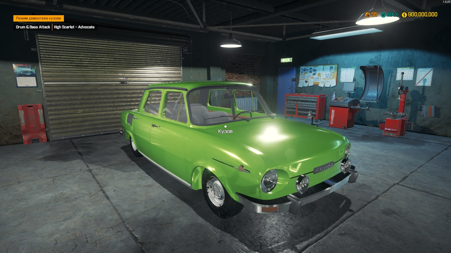 Skoda 100 1969 Cms 2018 Cars Car Mechanic Simulator 2018 Mods